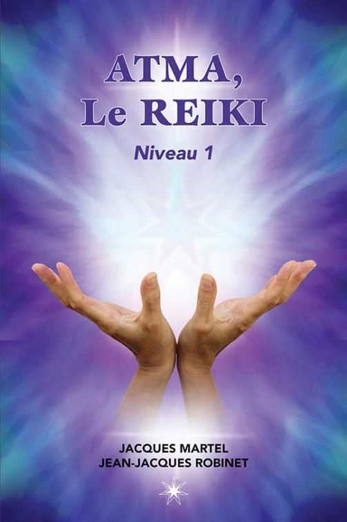 Cover-ATMA le REIKI-1etoile blance